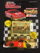 RACING CHAMPIONS NASCAR RICKY RUDD #5 TIDE CHEVY LUMINA 1/43 CARD & STAND RARE