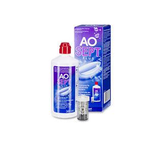 1 x 360ml  Alcon AOSEPT PLUS