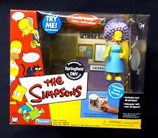 Simpsons TV Springfield DMV & Selma Bouvier Box Set New Homer Bart Amricons .