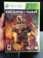 Gears of War: Judgment (Microsoft Xbox 360, 2013) sealed NIP XBox 360