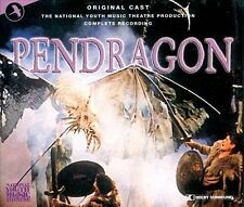 Pendragon [Original Cast] by Various Artists (CD, Sep-2000, 2 Discs, Jay Record…