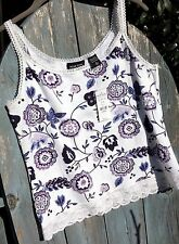 NWT Women  Size L Cami Top  Fashion