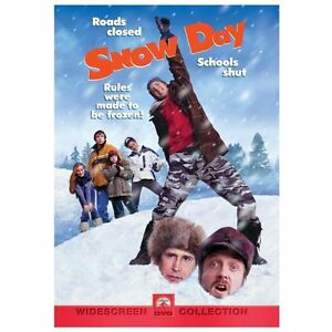 Snow Day (DVD, 2011) - Chevy Chase, NEW Sealed, Fast Shipping, 1 Day Handling!