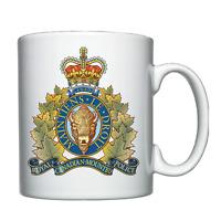 Royal Canadian Mounted Police - Mounties - RCMP - Personalised Mug