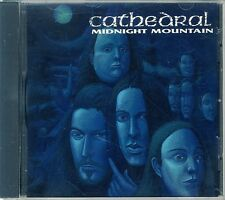 Cathedral Promo CD single Midnight Mountain
