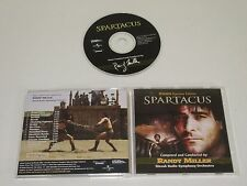 SPARTACUS/SOUNDTRACK/RANDY MILLER(INTRADA ISE1004) CD ALBUM