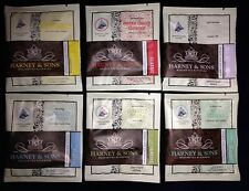 """HARNEY & SONS"" Selection Pack 6 Different  Enveloped Tea Bags"