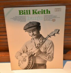 Bill Keith Banjo Bluegrass Master's series songbook  music song book 22 tunes