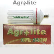 Bombilla bajo consumo CFL 250w E40 luz Calida 2700k Floracion Agrolite