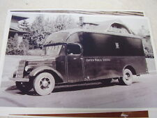 1937 MACK TRUCK UNITED PARCEL SERVICE TRUCK  11 X 17  PHOTO  PICTURE