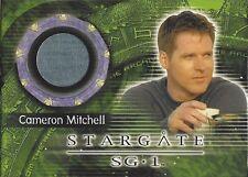 STARGATE HEROES - COSTUME C66 Ben Browder as Cameron Mitchell