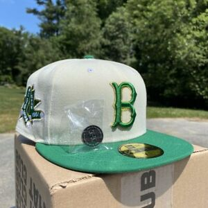 """Hat Club Exclusive Boston Red Sox 7 3/8 Cool Fashion """"NBA Crossover 2.0"""" 5950"""