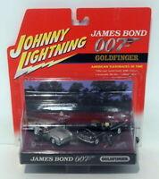 Johnny Lightning 1/64 Scale 222-02 - Aston Martin James Bond 007 - Goldfinger