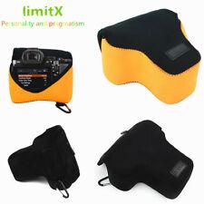 Neoprene case camera bag for Nikon D5600 D5500 D5300 D5200 D5100 18-55mm lens