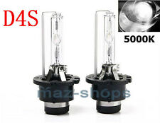 2X D4S 5000K AC HID Xenon Headlight Light Bulbs OEM Replacement For Lexus Toyota