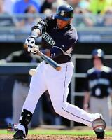 ROBINSON CANO – SEATTLE MARINERS MLB LICENSED 8x10 ACTION PHOTO