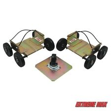 Extreme Max 5800.0203 (WIDE) Power Wheels  Driveable Snowmobile Dollies - Shop
