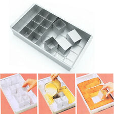 Any Alphabet Letters Number Cake Pan Create Decorating Fondant Baking Mold Set