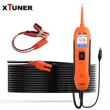 Circuit Tester 12V/24V Auto Battery Tester DC/AC Electrical System Power Probe