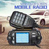 Zastone MP380 Colorful Mini Car Radio 136-174MHz & 400-480MHz 25W 200 Channels