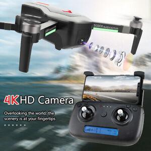 SG906 GPS Brushless 4K Drone con fotocamera borsa 5G Wifi FPV pieghevole