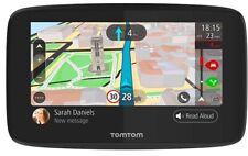 "NEW TomTom GO 5200 WORLD MAPS WIFI 5"" GPS Sat Nav System Lifetime Maps Traffic"
