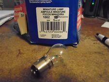 #1662 Miniature Light Bulb S8 DC Index 1662 24 Volt