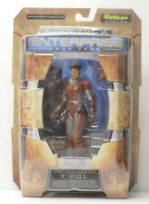 Star Trek Enterprise T' POL Art Asylum 2002 action figure Vulcan NIP EVA SUIT