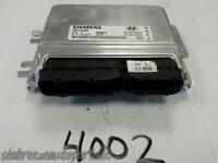 03 2003 HYUNDAI ELANTRA COMPUTER BRAIN ENGINE CONTROL ECU ECM MODULE EBX