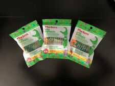 Plackers Kids Dental Flossers Mixed Berry Flavor 120 Count Floss FREE SHIPPING