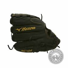 "NEW Mizuno GCP1ASBKRG Classic Pro Soft Baseball Glove in Black / Yellow - 12"""
