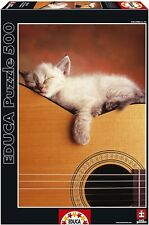 Educa 15510. Mi guitarra. Puzzle de 500 piezas. 48x34cm
