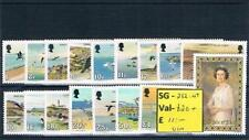 Colony Used British Singles Stamps