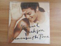 Michael Jackson – Remember The Time 9 Tracks 1992 Korea Orig LP SEALED NEW