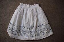 Jottum SAPPHIRE skirt ballerina print size 140/10 yrs summer autum almost AGAN
