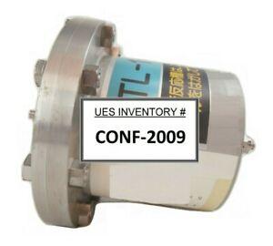 TEL Tokyo Electron DS024-014662-1 Gas Filter GTL1-OVR1AA GTL-1-0 Working Surplus