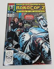 RoboCop 2  Vol. 1 No. 2 Early September 1990 Nearly MINT Condition Marvel Comics