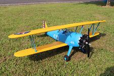 Unique 1.2M PT-17 RC Model Airplane KIT Propeller W/O RC System Battery ESC