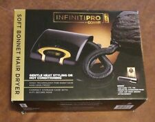 Infiniti Pro By Conair SB1GS Infiniti Pro Gold Series Soft Bonnet Hair Dryer NEW