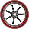 District W/S Series Wheels 2PK 110 mm Red/Black/Black