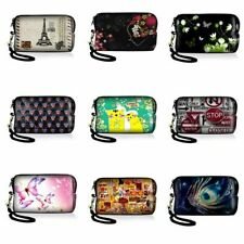 For Adults Kids Wallet Coin Purse Pouch Phone Case Small Storage Bag w/Zipper