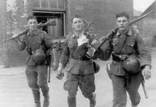 NEW 6 X 4 PHOTOGRAPH WW2 GERMAN SOLDIER  116