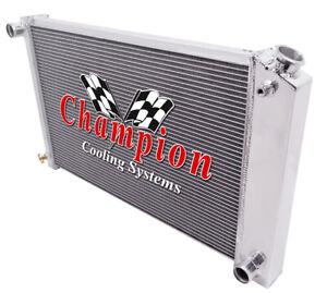 "3 Row AAR Radiator 26"" Core for 1978 - 1987 Chevrolet Monte Carlo (Manual Trans)"