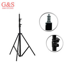 "Light Stand Collapsible 110cm 43.3"" for photo video lighting 3 sections"
