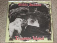 NIKKI SUDDEN - TREASURE ISLAND - 3 DISC BOX SET