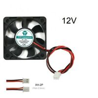 Ventilador 5010 12v Fan 50x50x10mm impresora 3d Arduino Elettronica Brushless