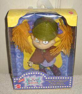 #11180 NRFB Vintage Mattel Nickelodeon the Rugrat Movie Soft Pal Angelica