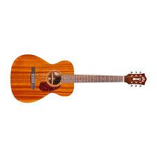 Guild M-120E Concert Acoustic-Electric Guitar Rosewood Fretboard Natural + Case