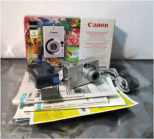 Canon PowerShot Digital ELPH S400 4.0 MP Digital Camera Bundle