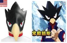 US! My Boku No Hero Academia Tokoyami Fumikage Bird Mask Cosplay Costume Prop